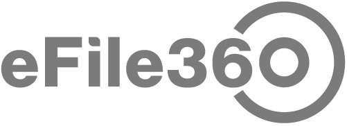 efile360 logo