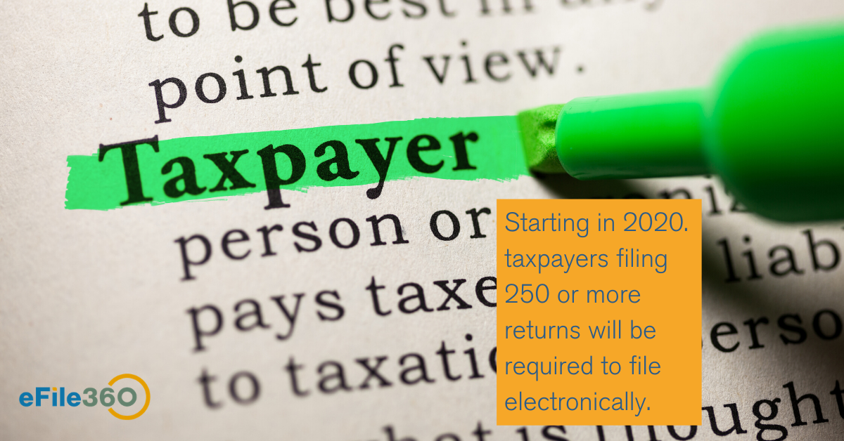taxpayer first act and what it means for your business