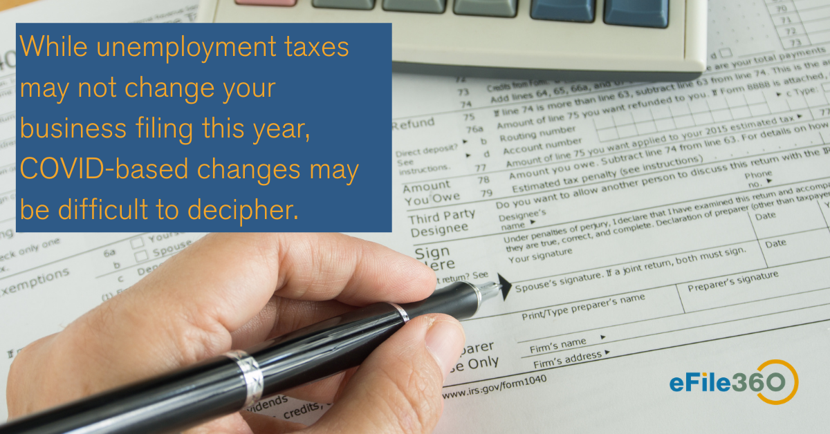 changes for tax year 2020