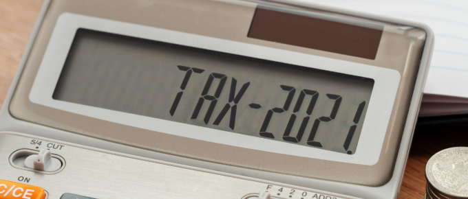changes tax year 2021