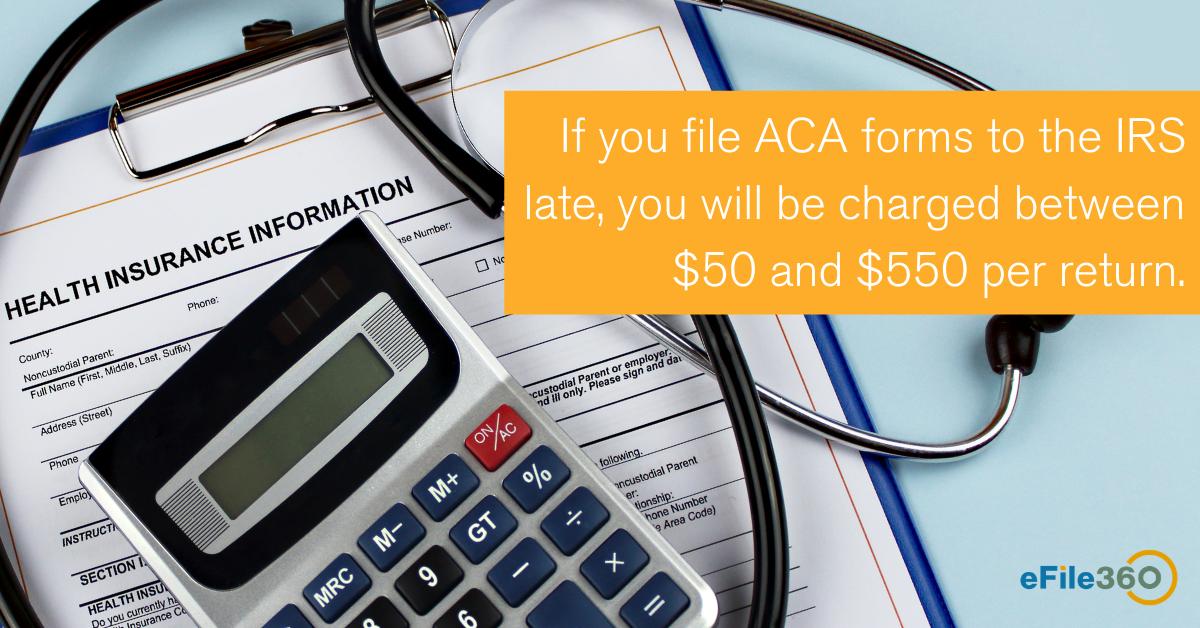ACA Penalties & Deadlines for Tax Year 2020