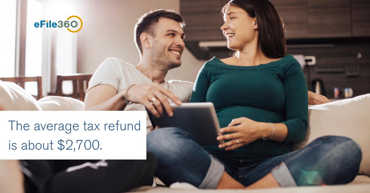 spend tax refund