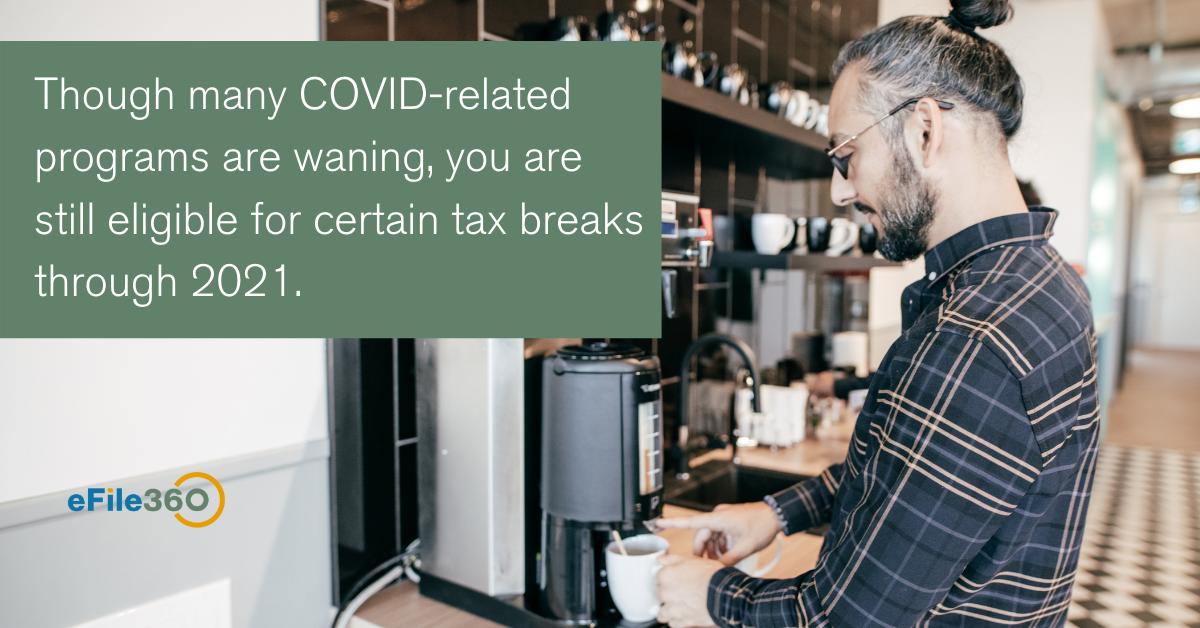 tax breaks 2021